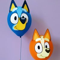 Bluey Party Decorations