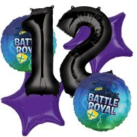 fortnite party balloons age 12 arrangement