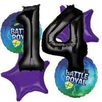 fortnite party balloons age 14 arrangement